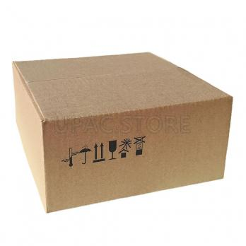 Коробка картонная 25*25*12 см