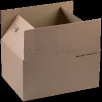 Коробка картонная 38*28*19 см